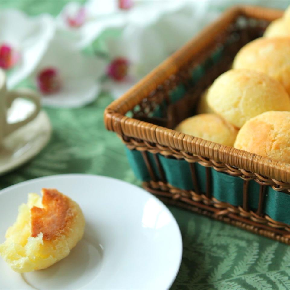 Savory Pao de Queijo (Brazilian Cheese Bread) Allrecipes International