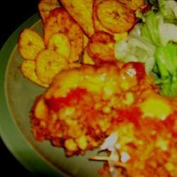 Bob's Mexican Stuffed Chicken steph