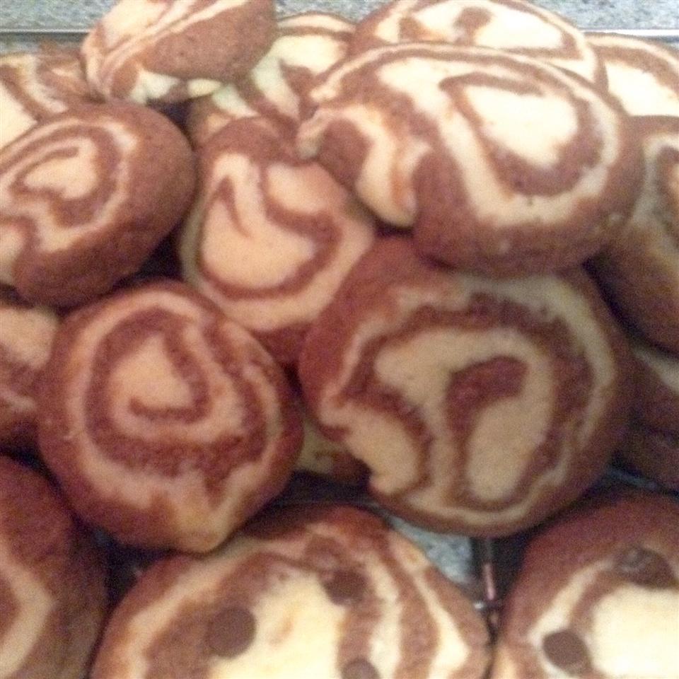 Chocolate Pinwheels Evelyn Borup