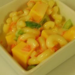 Sweet Pasta Salad Abbey