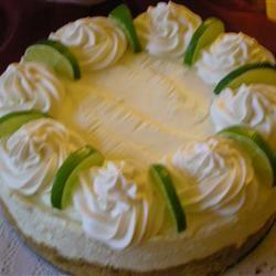 No Bake Lime Mousse Torte Rosie Williams