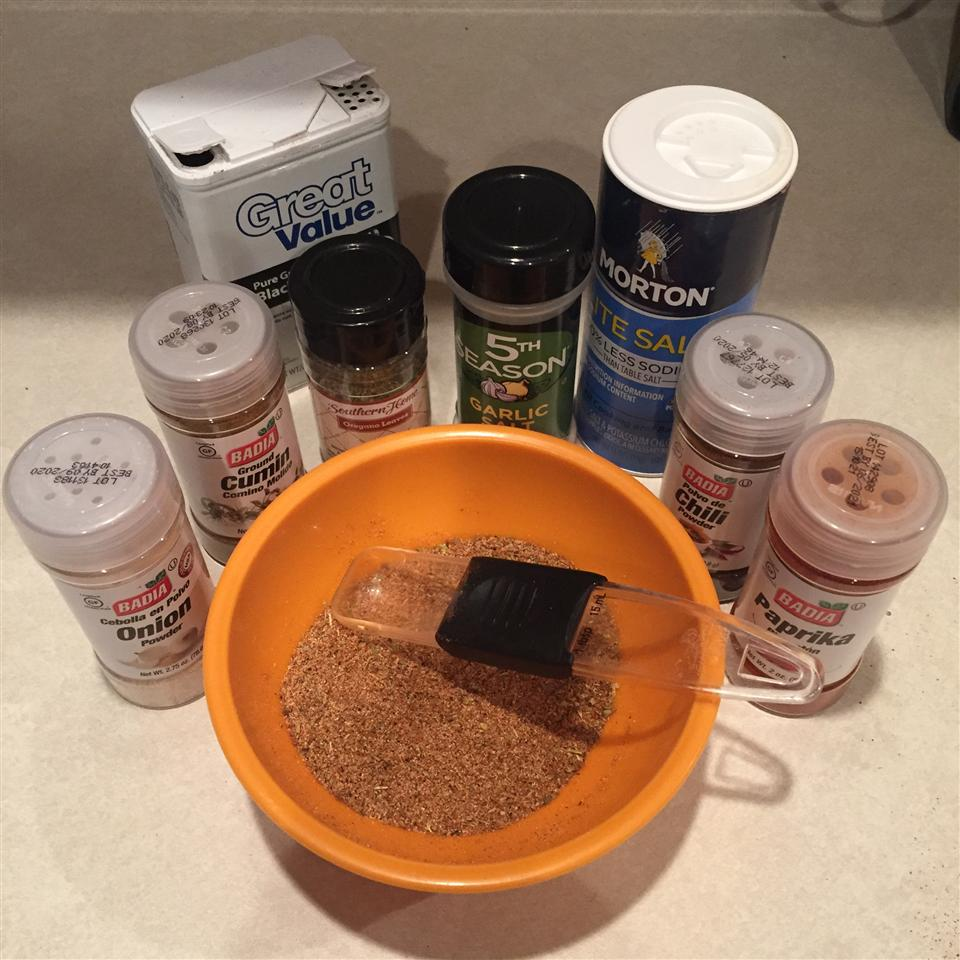 Easy Taco Seasoning Mix