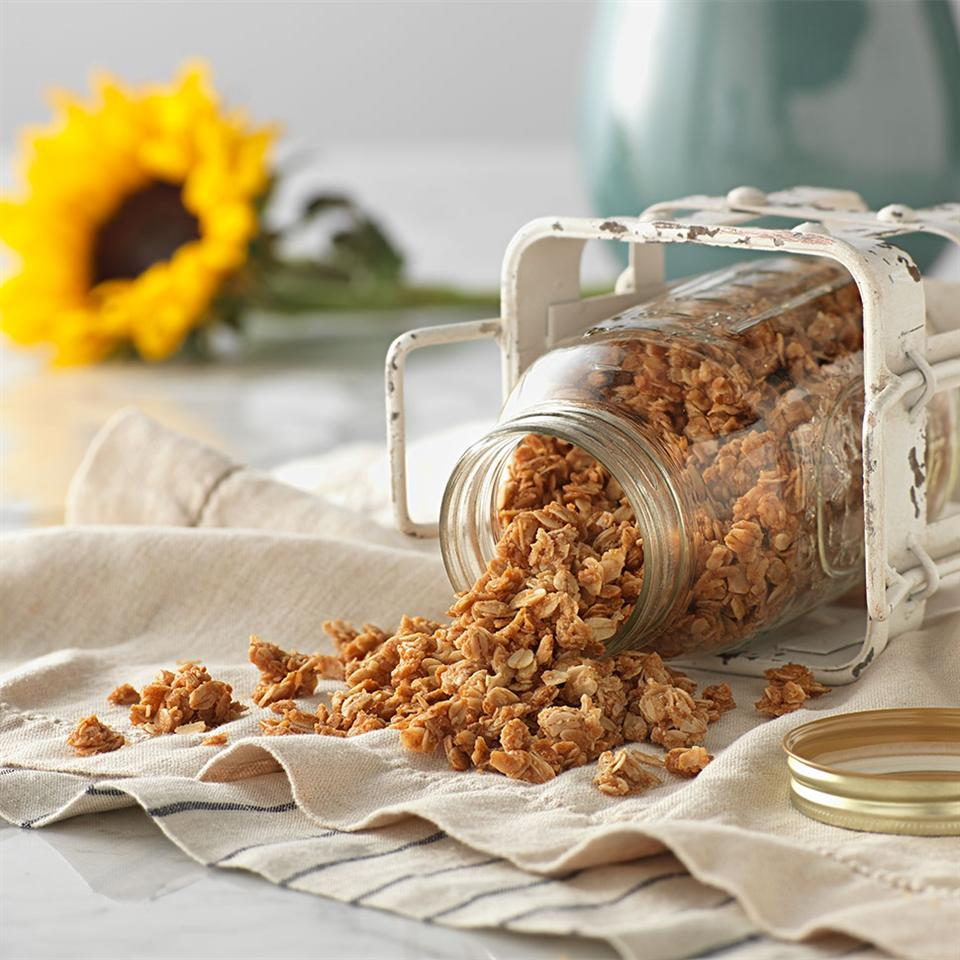 Peanut Butter Granola from PAM®