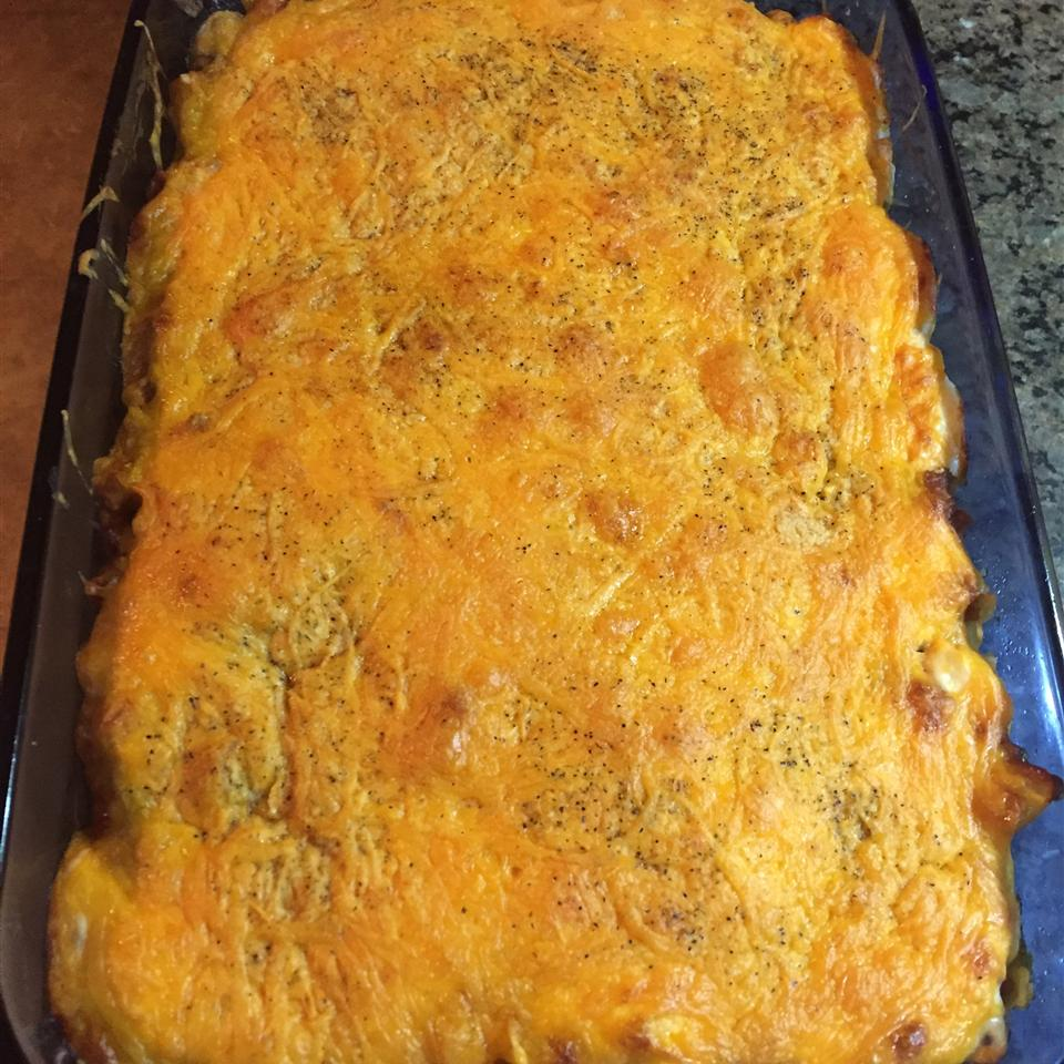 Ground Turkey Casserole