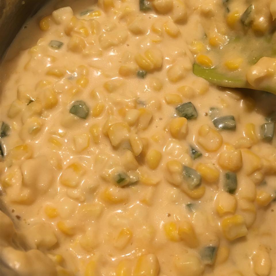 Jalapeno Creamed Corn ttkat