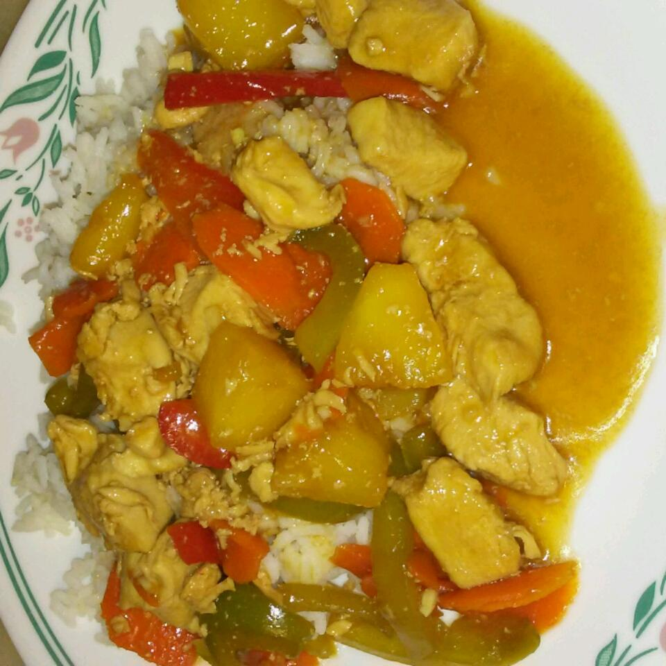 Sweet and Sour Chicken III Anastasia Stein