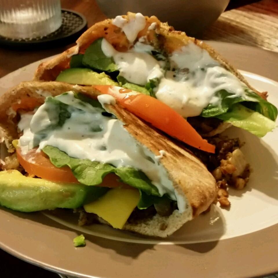 Nut Burgers (Vegetarian) Robert Vo