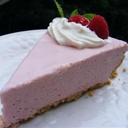 Raspberry Chiffon Pie II
