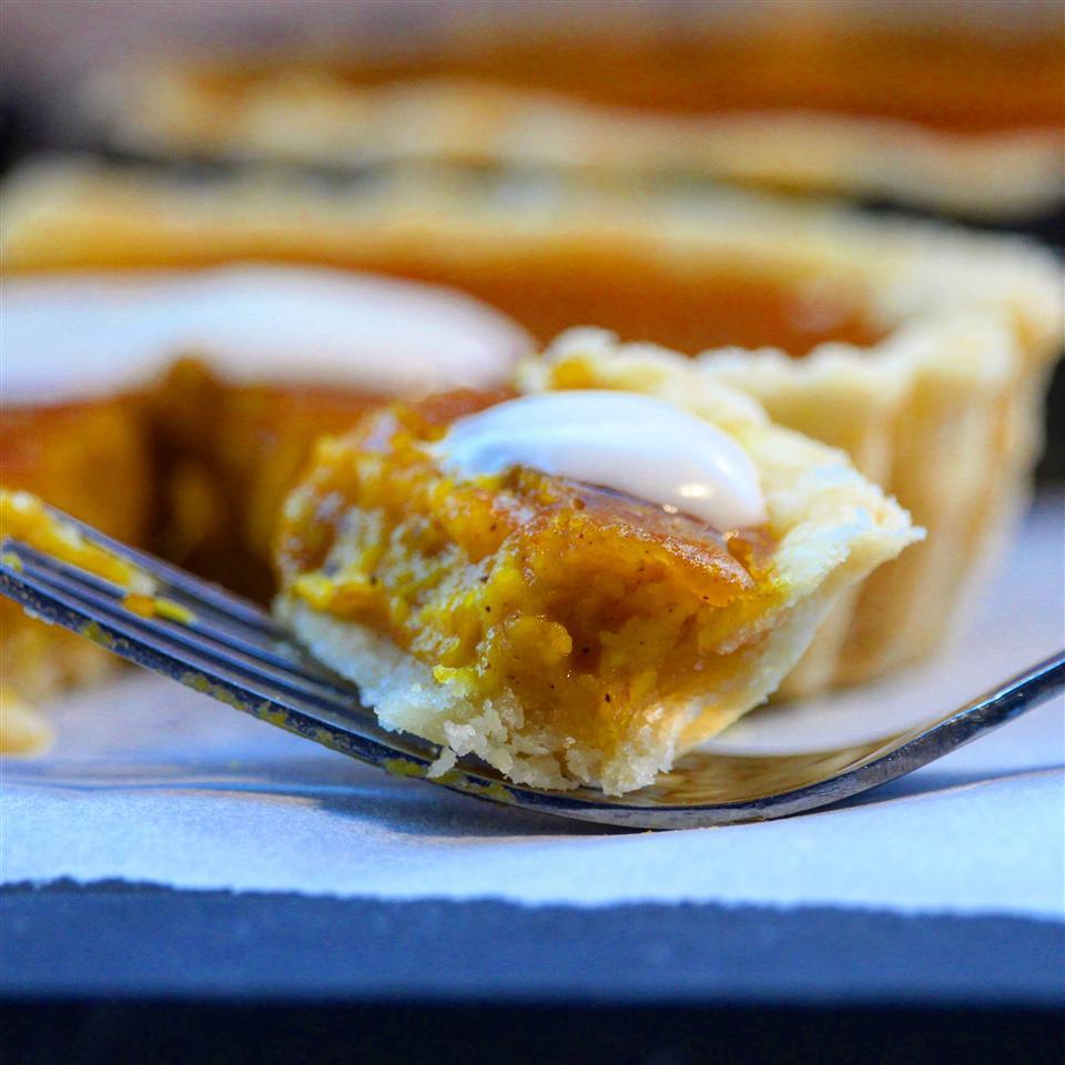 Pumpkin Pie Chatsworth Style