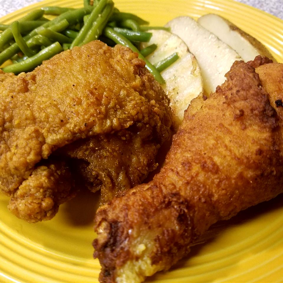 Crispy Fried Chicken RainbowJewels