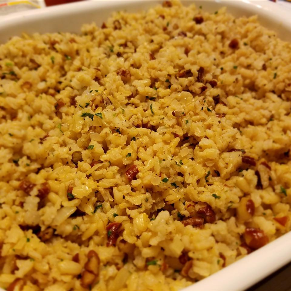 Pecan Rice K.T. Nguyen