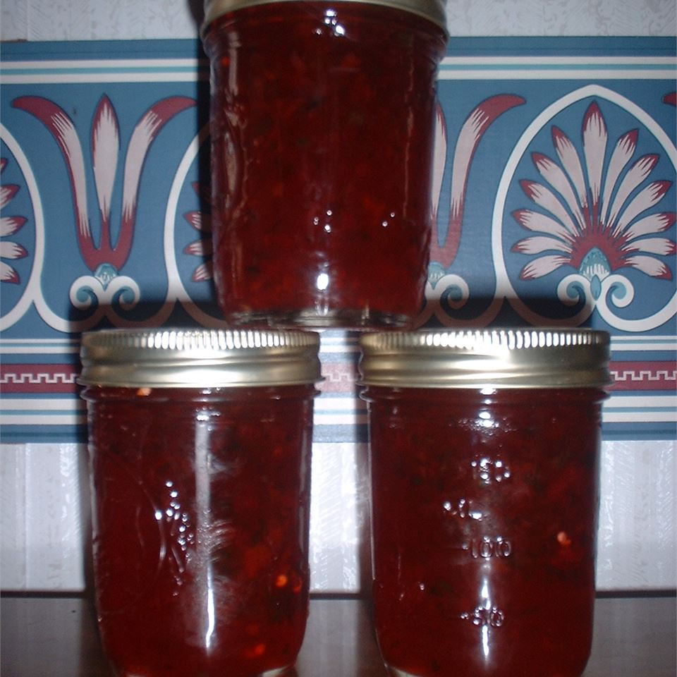 Jalapeno Pepper Jelly Holly