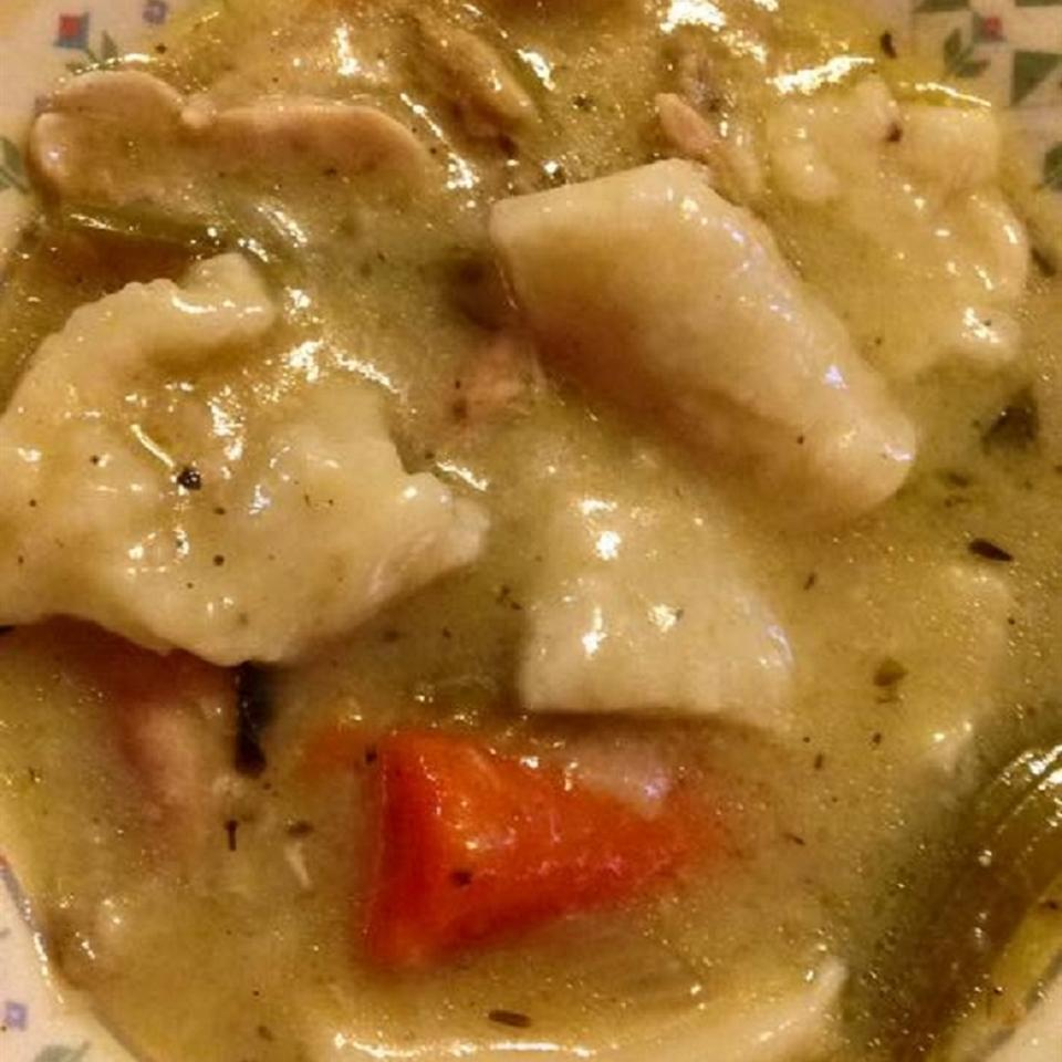 Momma's Best Chicken and Dumplings MA McBridges