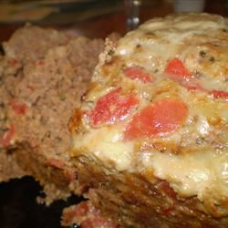 Italian Style Meatloaf I MN Nice