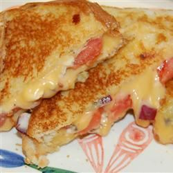 Greek Grilled Cheese