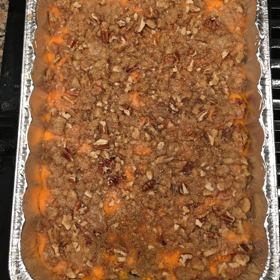 Yummy Sweet Potato Casserole Nicole Farray