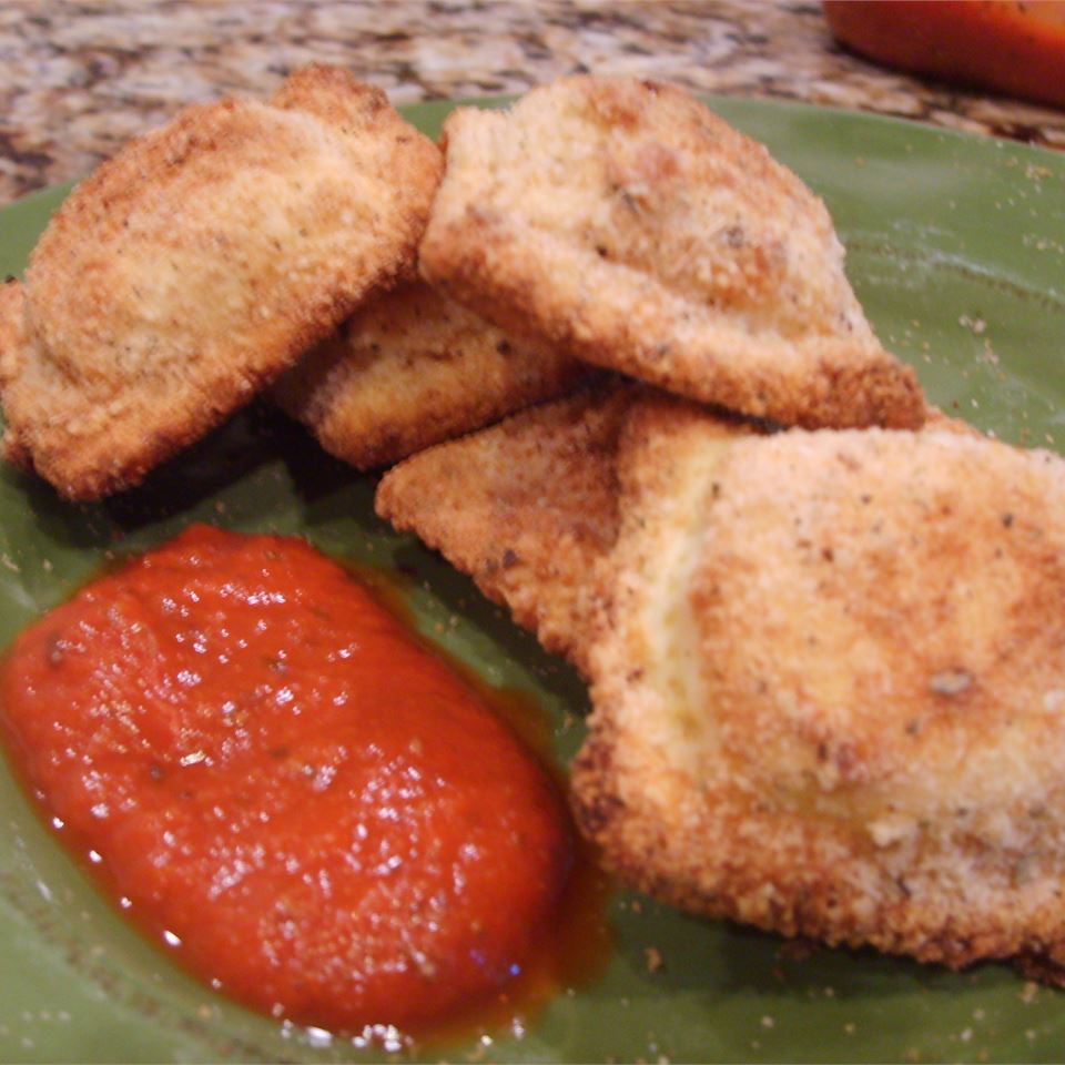 Breaded Toasted Ravioli dani