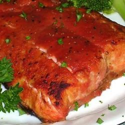 Bloody Mary Salmon DIZ♥