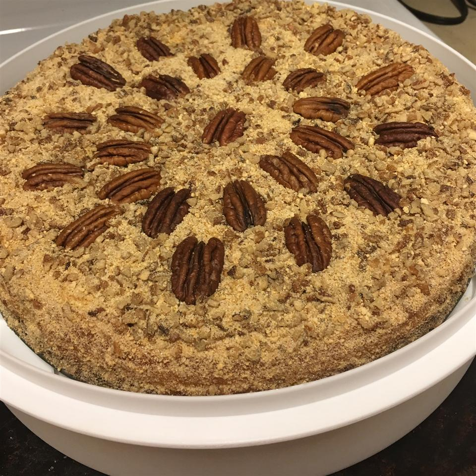 Southern Pecan Cheesecake Christie Moore