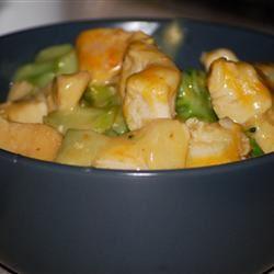 2-Step Skillet Chicken Broccoli Divan caroline3746