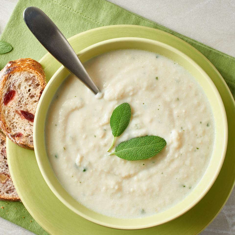 Creamy Cauliflower Soup from Green Giant®
