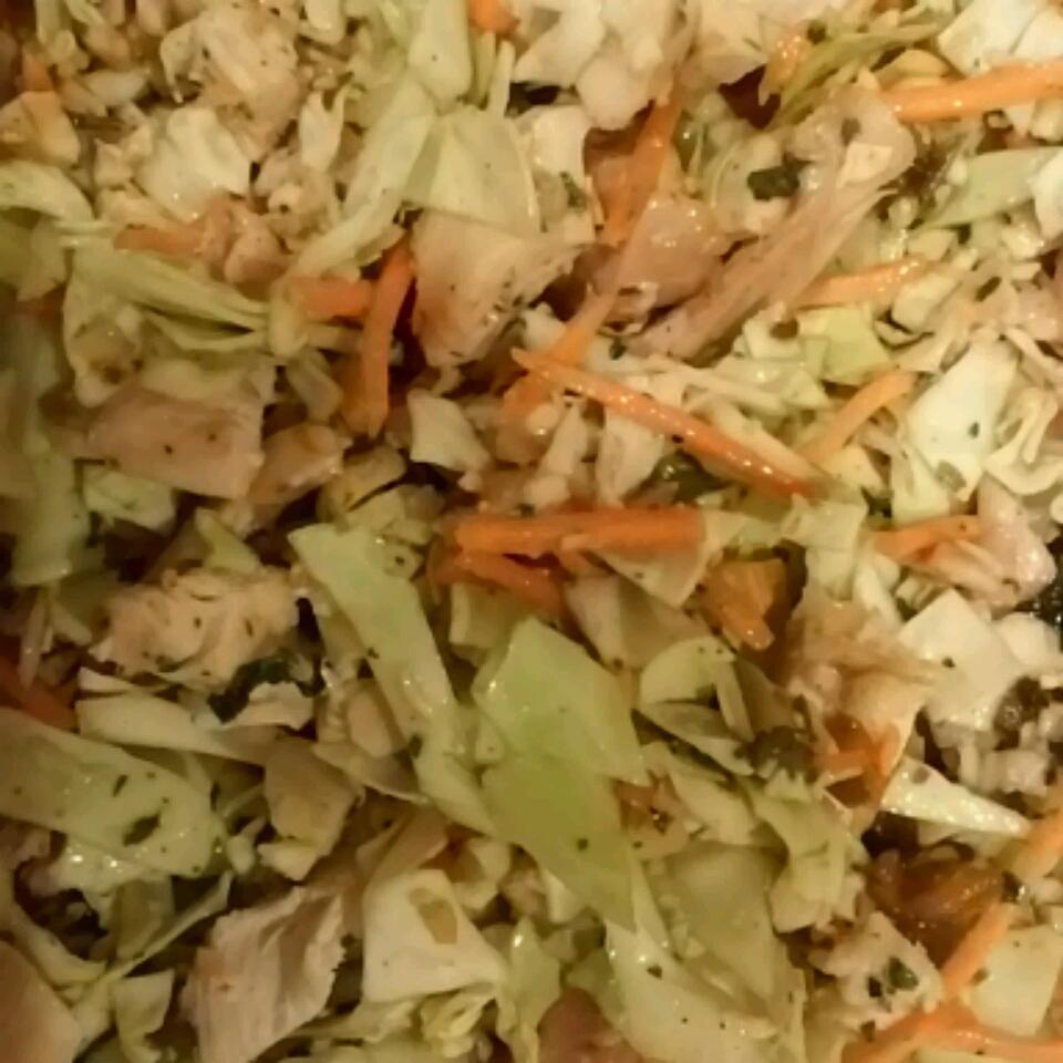 Vietnamese Chicken Salad Terrie Wiggans