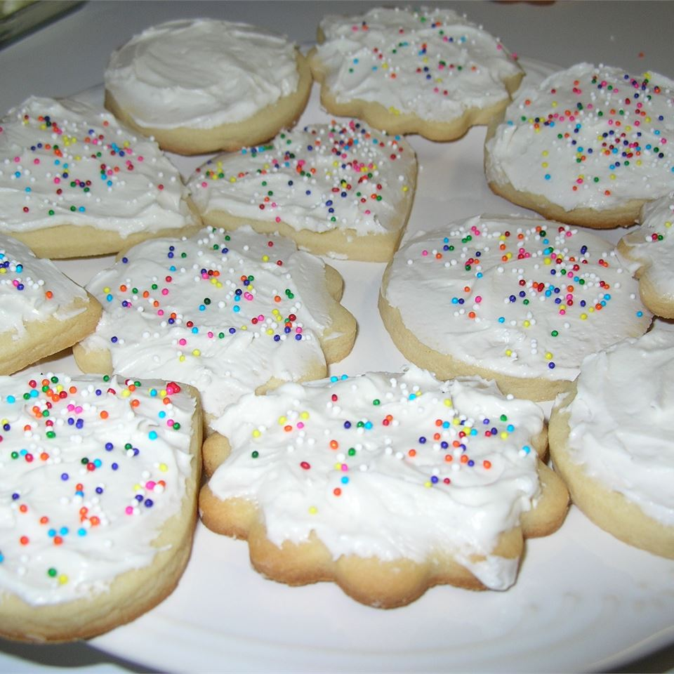 Mrs. Fields Sugar Cookies