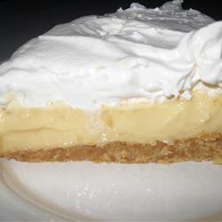 Lemon Lush Pie Sarah Jo