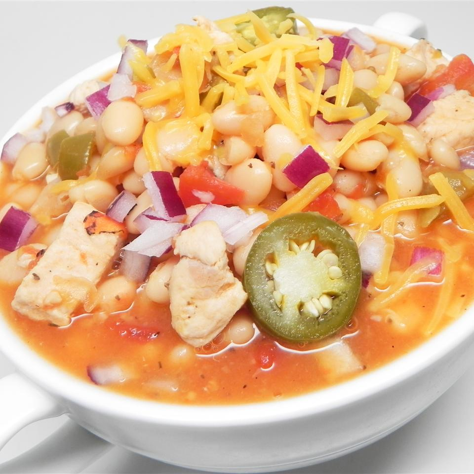 One-Pot White Chicken Chili lelarsen5322