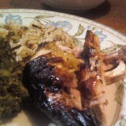 Best Marinated Grilled Chicken Sharyn