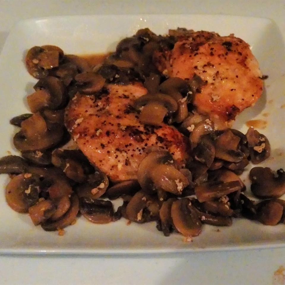 Chef John's Chicken and Mushrooms Zhe Li
