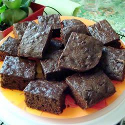 Cassie's Zucchini Brownies PTMUGUCA