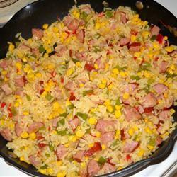 Ann's Dirty Rice Sarah