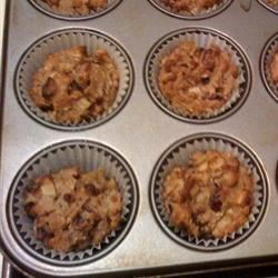 Oatmeal Apple Muffins CPilling