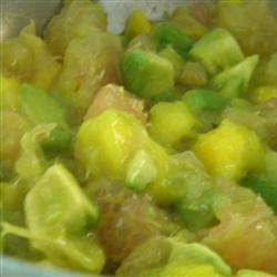 Three Amigos Salad Christy Claerbaut