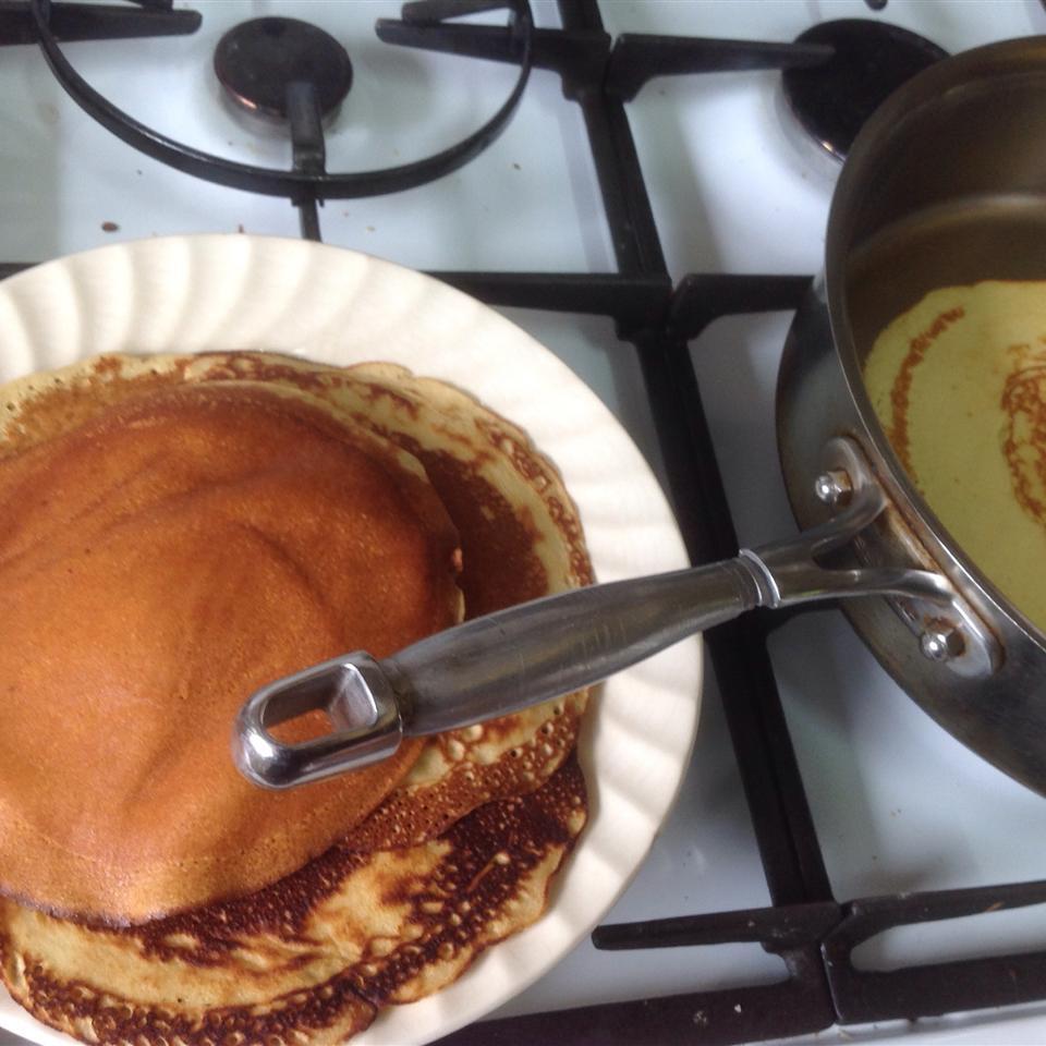 Quinoa Pancakes janeasilver