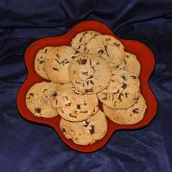 Yummy Chocolate Chip Cookies muskan