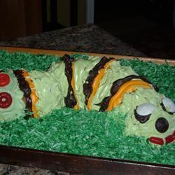 Caterpillar Cake Jennifer Rucker Byrne