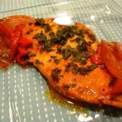 Moroccan Shabbat Fish MaLizGa