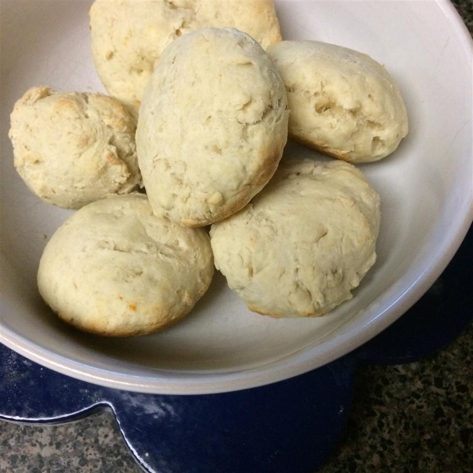 Baking Powder Biscuits I jessFu
