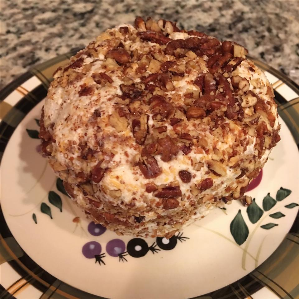 Thanksgiving Cheese Ball cheringeo