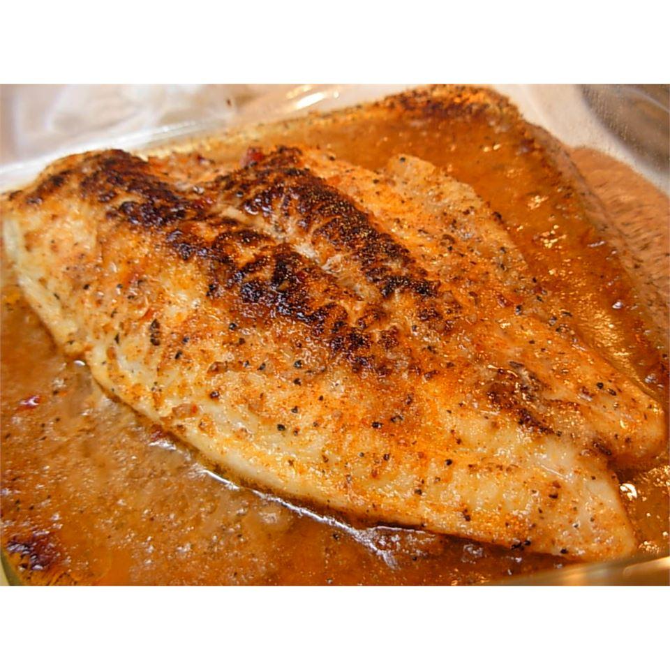 Barlow's Blackened Catfish