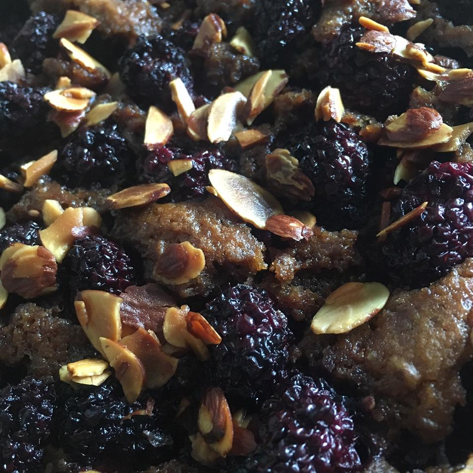 Chef John's Blackberry Buckle Alaina D'Ambrosia-Donner