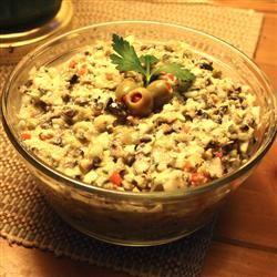 Amazing Muffaletta Olive Salad ChristineM