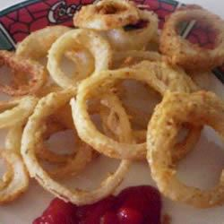 Grandma's Onion Rings (Southern Style) Tanaquil