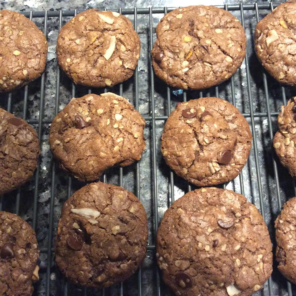 Coconut Buffalo Chip Cookies Randy Campbell