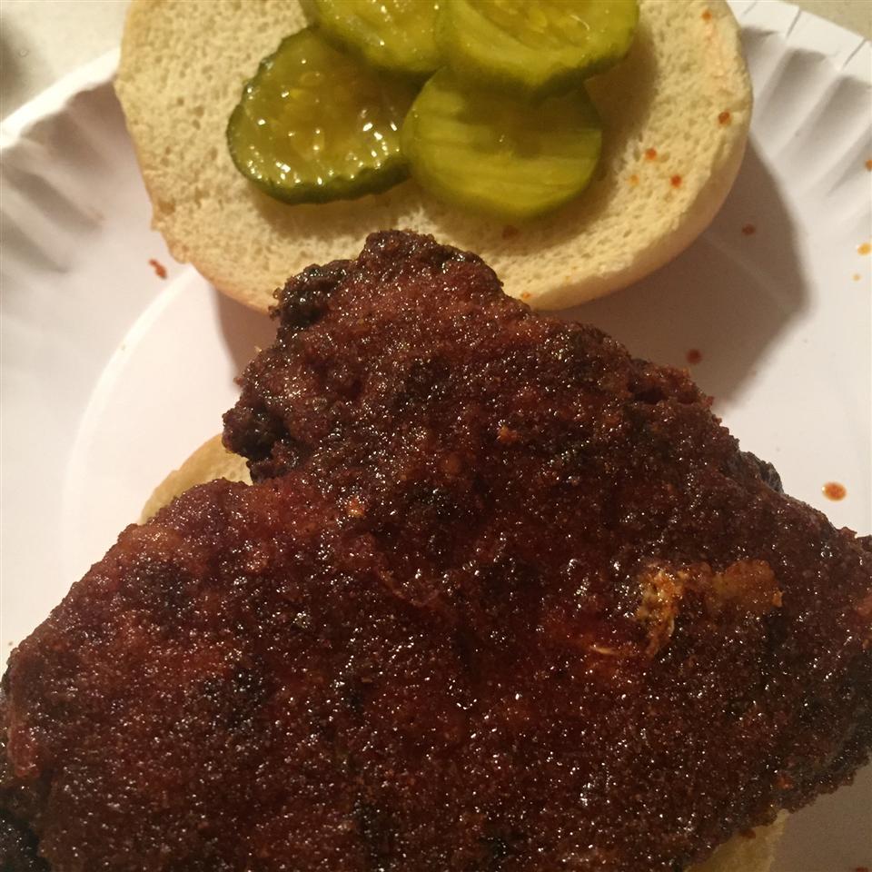 Chef John's Nashville Hot Chicken