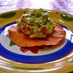 Avocado-Egg Salad Tostada Filling eye2une2a440