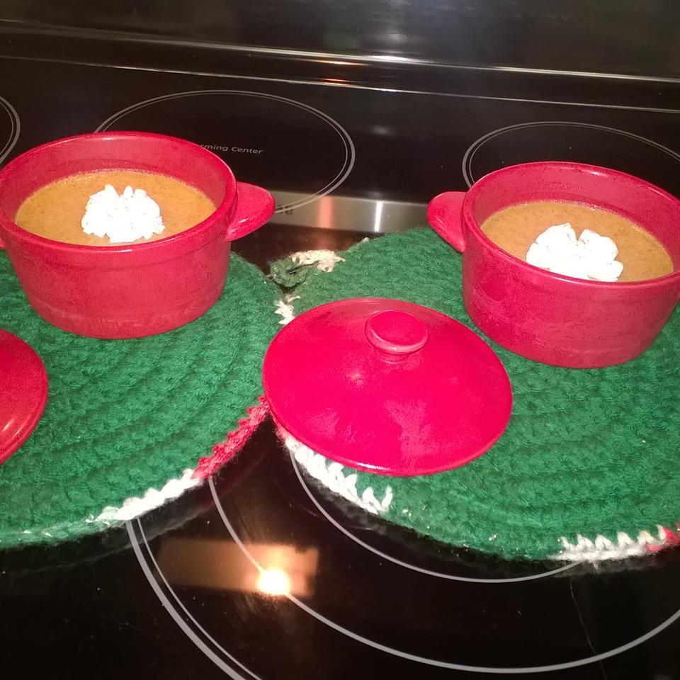 Baked Pumpkin Custard from EAGLE BRAND®