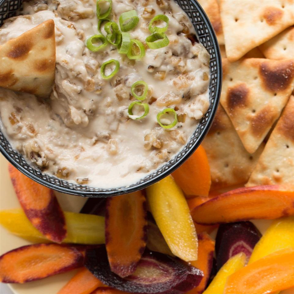 Isa's French Onion Dip